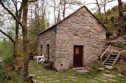Abrigos Turísticos de Montanha