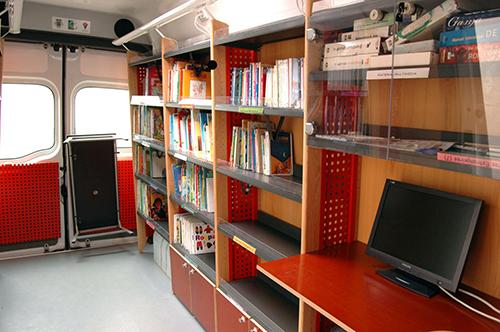 Biblioteca Rural Itinerante