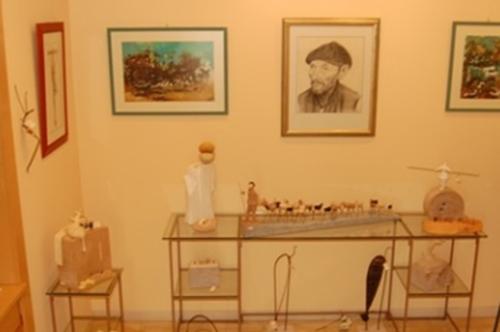 Espaço para Atelier, Exposição e Comercialização