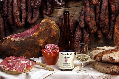 Feira, Mostra de Produtos Locais – Festa do Alvarinho e do Fumeiro