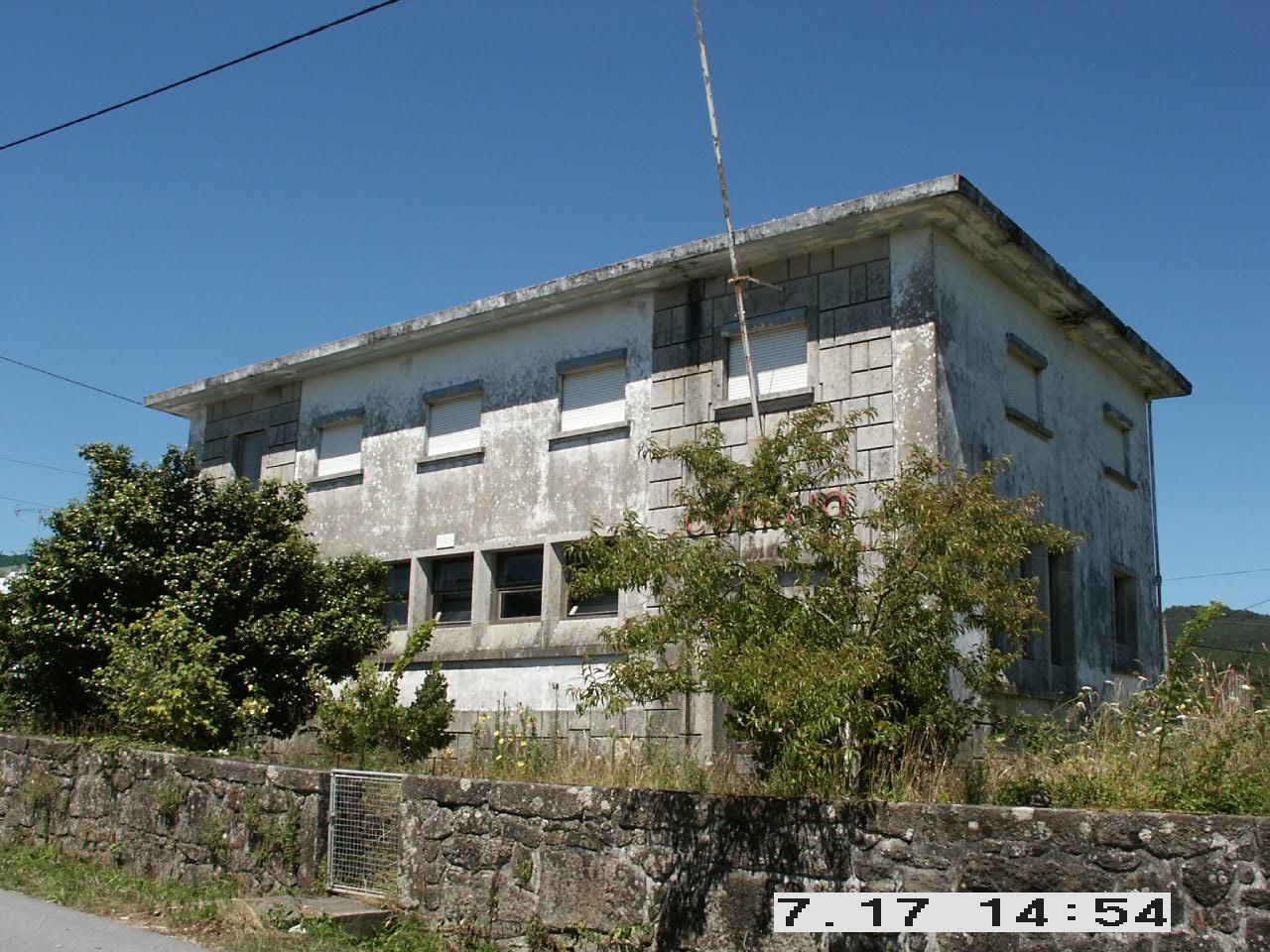 """ProjectoNº 2006100020152""""Recuperação de fachadas e substituição de cobertura de casa de habitação para Turismo"""""""
