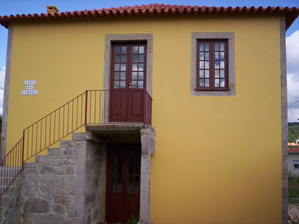 """ProjectoNº 2006100020426""""Recuperação de fachadas, cobertura e caixilharia"""""""