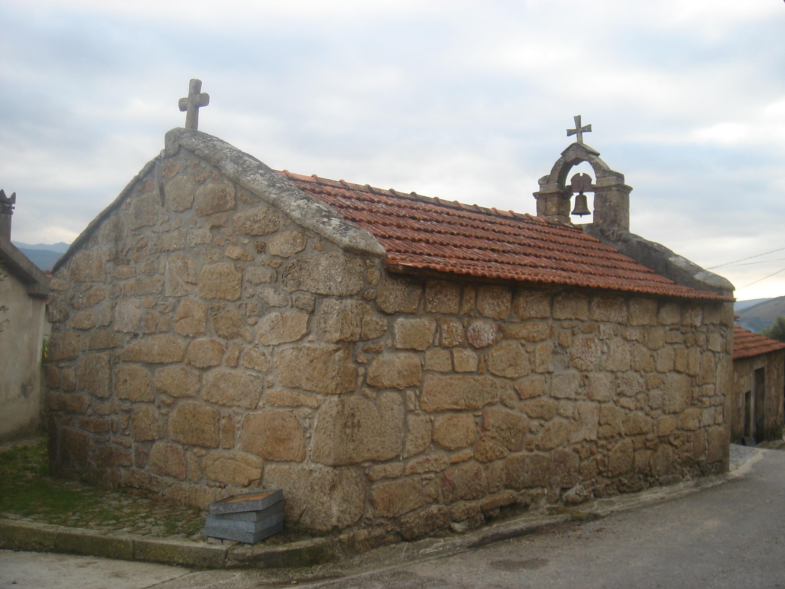 """ProjectoNº 2006100020566""""Remodelação da Capela de S. Gregório"""""""