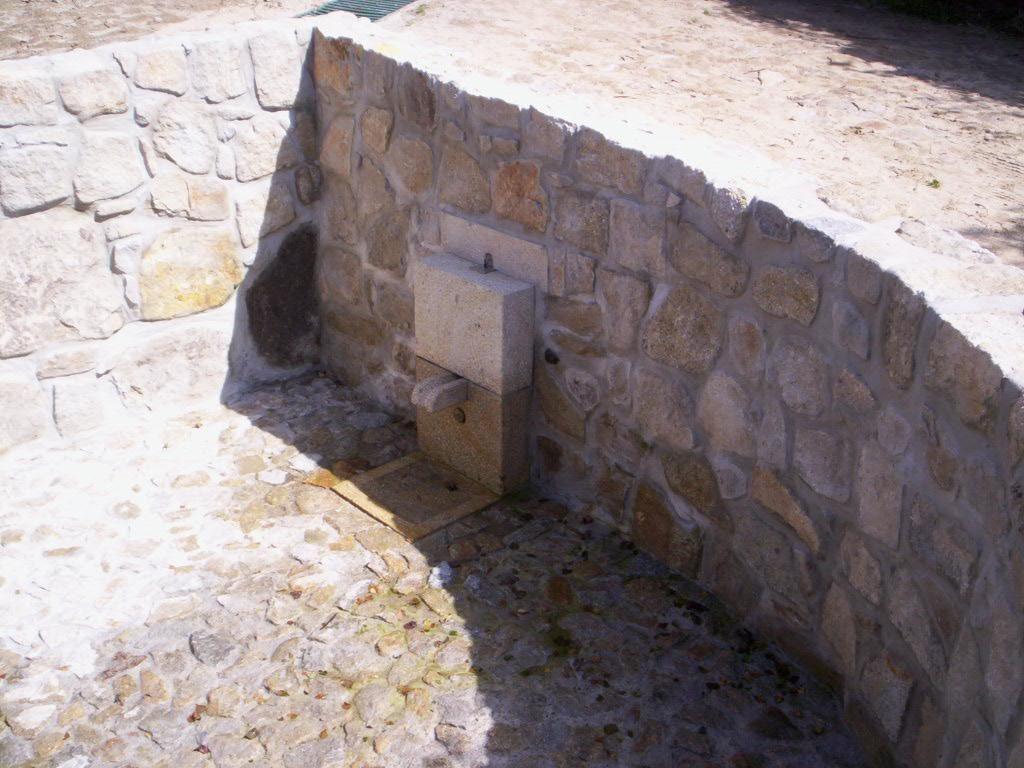 """Projecto Nº 2006100020210 """"Reconstrução de Fonte de Cima"""