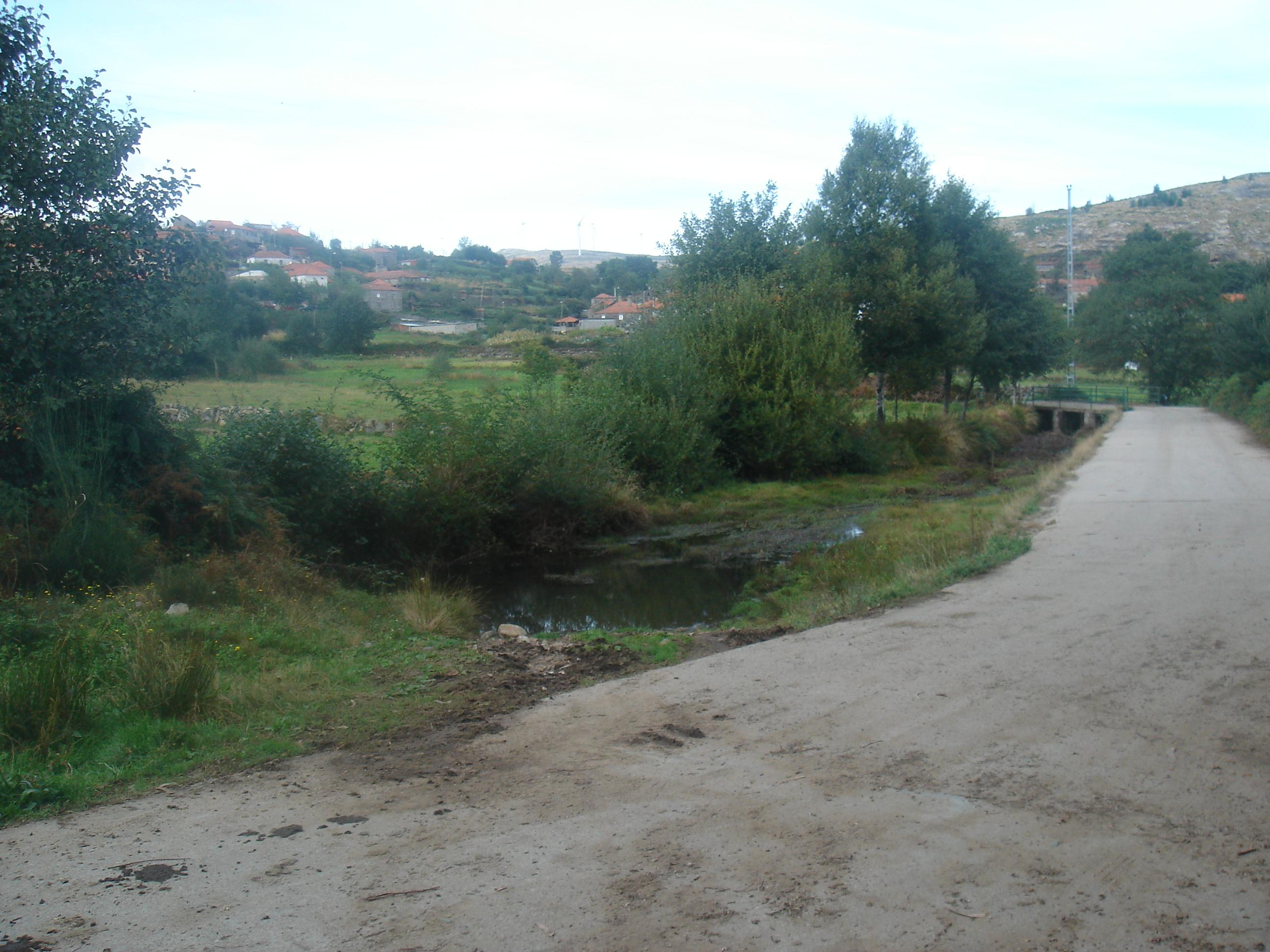 """Projecto Nº 2006100020384 """"Praia Fluvial da Porta Vessada"""""""