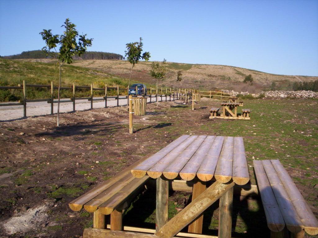 """Projecto Nº 2006100020608 """"Parque de Lazer dos Agueiros"""""""