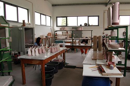 Oficina de Cerâmica Artesanal
