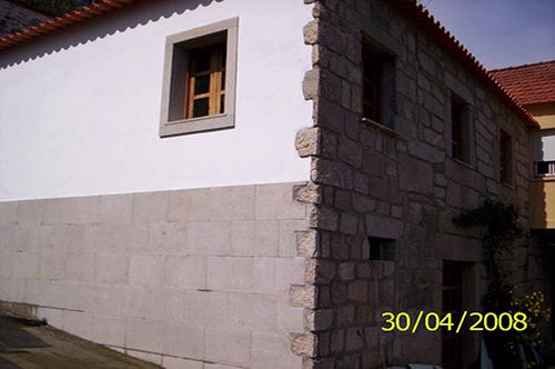 "Projecto Nº 2004100029083 ""Recuperação de fachada, caixilharia e cobertura"""